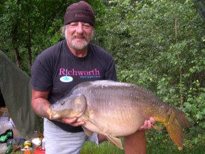 Carp lakes for sale France Bigbobs home page